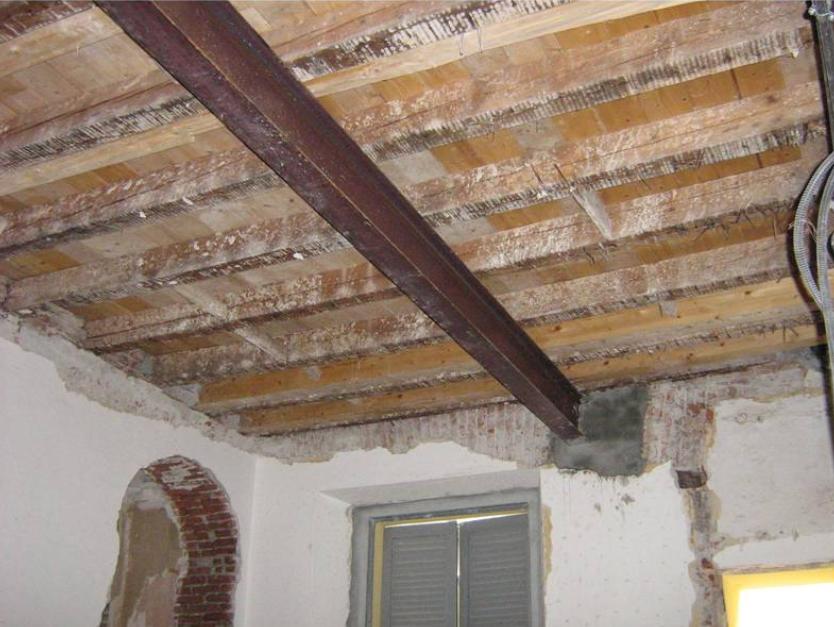 Bonito reparar vigas de madera foto ideas de decoraci n de interiores - Cambiar vigas de madera ...